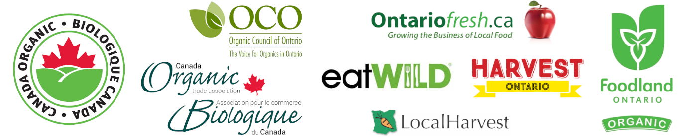 Whispering Meadows is a proud member of these local and organic agriculture certifying agencies and directories.
