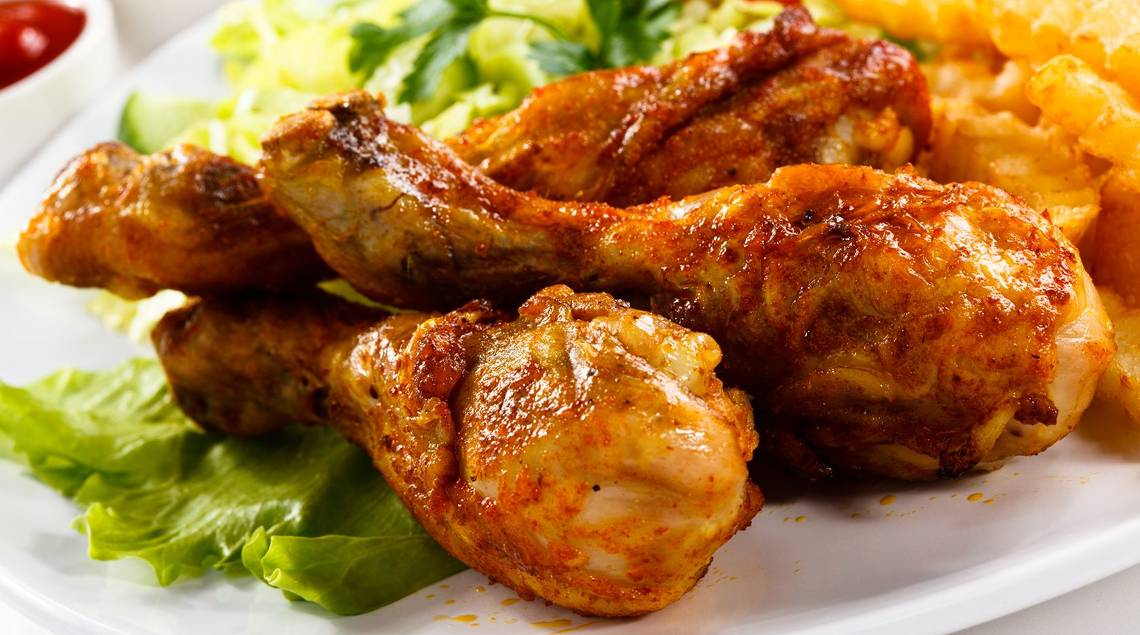 Buy gourmet certified organic chicken drumsticks direct from the farm in Ontario Canada