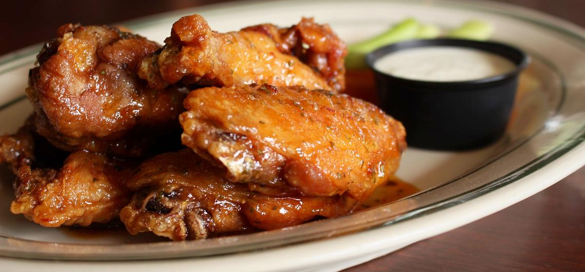Buy gourmet certified organic chicken wings direct from the farm in Ontario Canada