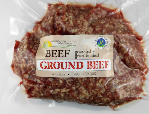 Whispering Meadows brings you naturally-raised, grass-fed and grain finished beef that is free range and pasture raised with zero antibiotics or artificial hormones. Order online direct from our farm!