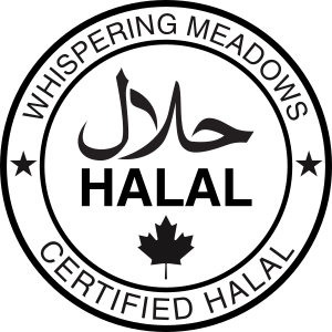Halal-certified natural & organic meats: beef and chicken