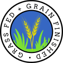 Grain finished beef has a finer texture, is more tender, and is a sweeter meat than grassfed beef.