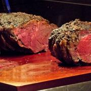 The prime rib roast is the juiciest, tastiest roast you can buy.