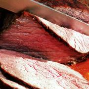 The top sirloin roast is always a crowd-pleaser.
