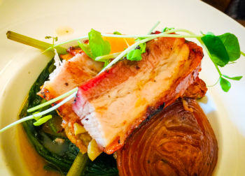 Certified organic Ontario pork belly - order online for home delivery